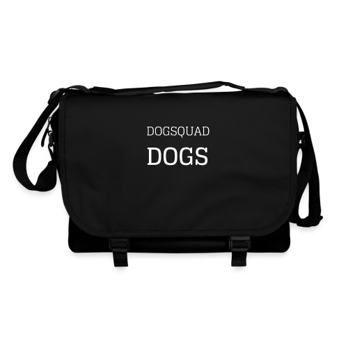 DOGS QUAD - Shoulder Bag