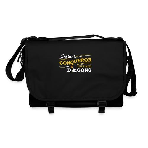 Instant Conqueror, Just Add Dragons - Shoulder Bag