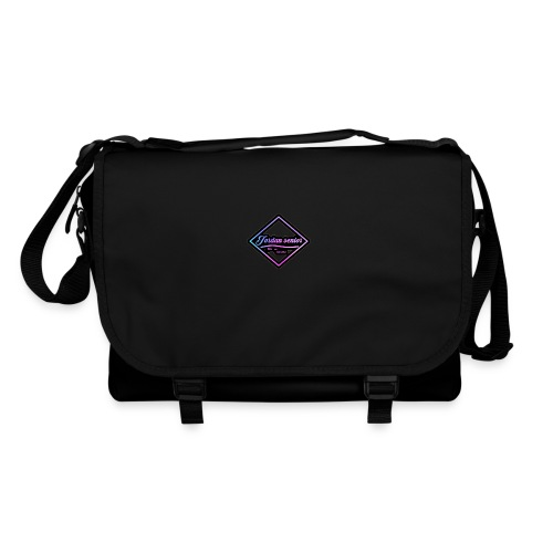 jordan sennior logo - Shoulder Bag