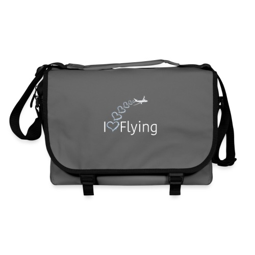 I love flying wit3 - Shoulder Bag