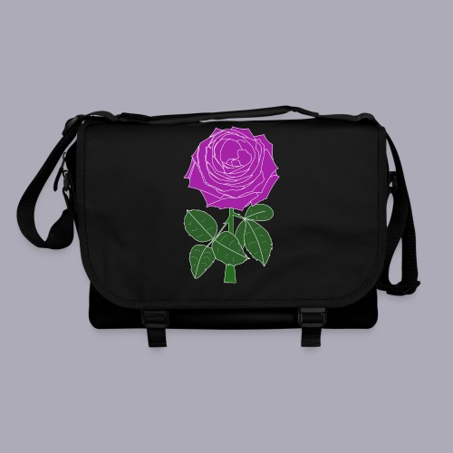 Landryn Design - Pink rose - Shoulder Bag