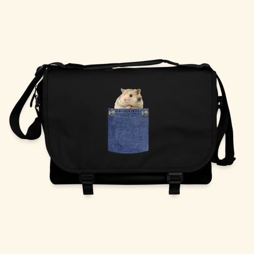 hamster in the poket - Tracolla