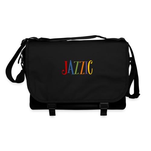 Jazzic Logo - Umhängetasche