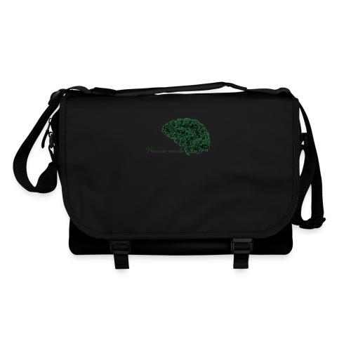 Piensa verde - Bolso de bandolera