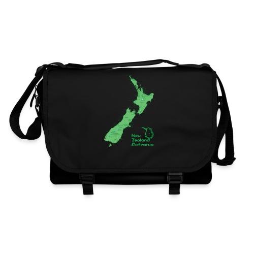 New Zealand's Map - Shoulder Bag