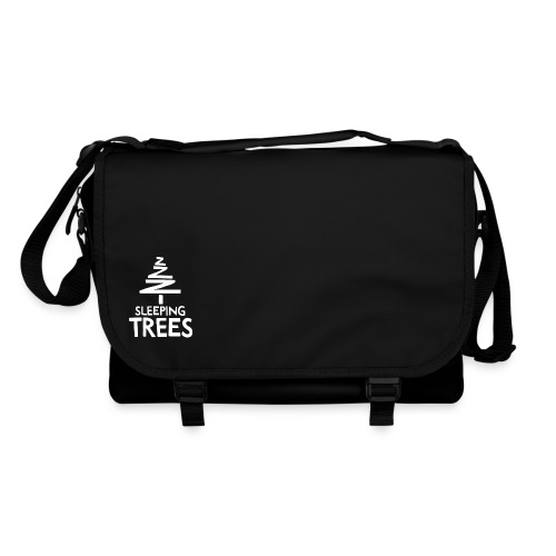 SleepingTrees White png - Shoulder Bag