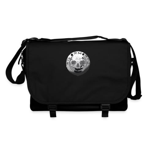 Rigormortiz Black and White Design - Shoulder Bag