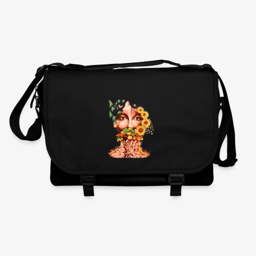 Fruit & Flowers - Shoulder Bag