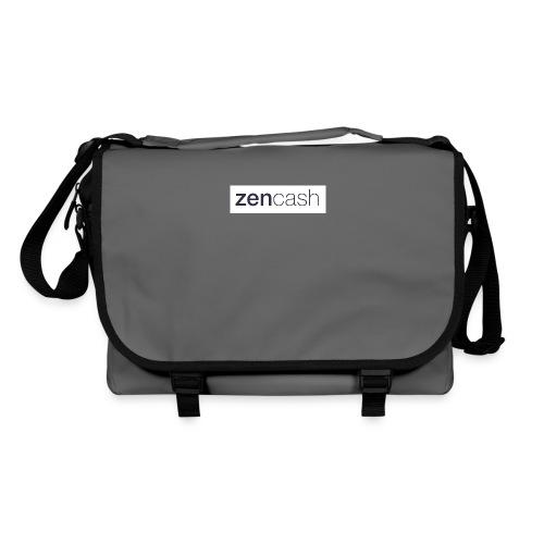 ZenCash CMYK_Horiz - Full - Shoulder Bag