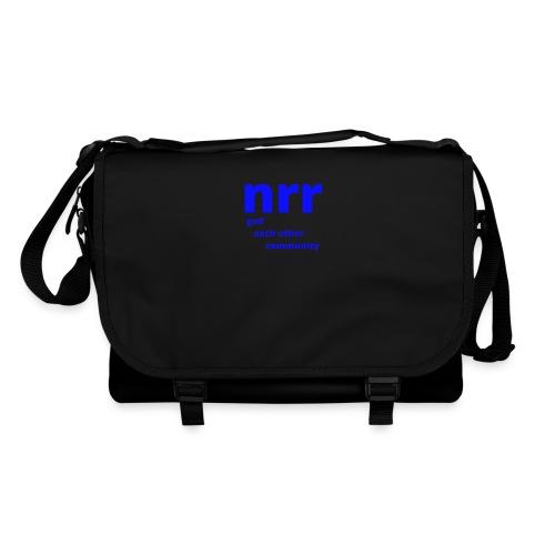 NEARER logo - Shoulder Bag