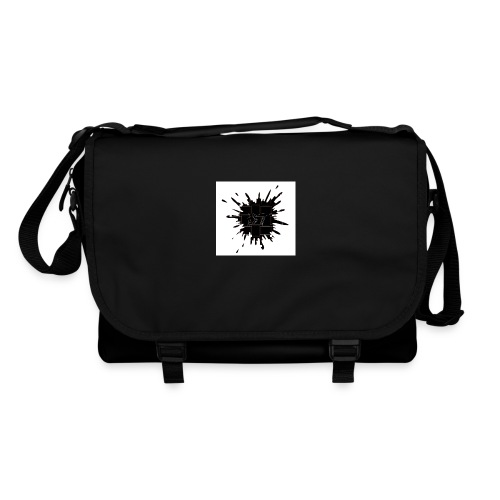 Blacktuber Splash Logo - Schoudertas