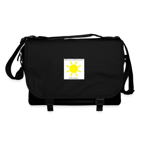 Be the sunshine - Shoulder Bag