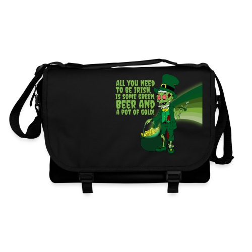 Irish man - Shoulder Bag