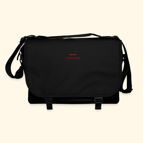 Good bye and thank you - Shoulder Bag