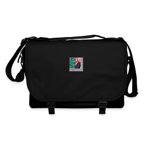 GeekOut Vlogs NES logo - Shoulder Bag