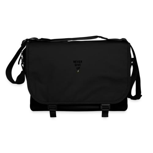 Never give up - Shoulder Bag