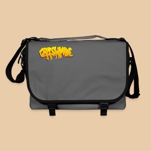CrashMine net Gold - Umhängetasche