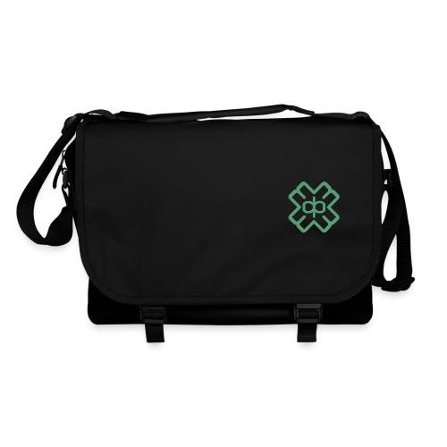 d3ep-logo-green - Shoulder Bag