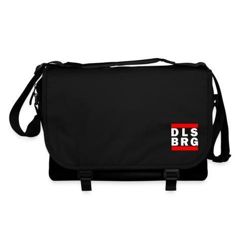 DLSBRG transparent weiss png - Umhängetasche