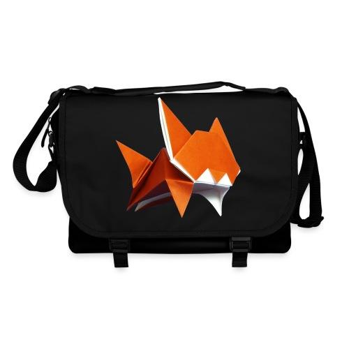 Jumping Cat Origami - Cat - Gato - Katze - Gatto - Shoulder Bag
