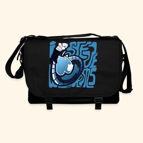 i STEVE WORMS - Shoulder Bag