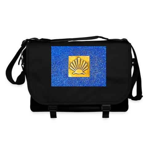 Scallop Shell Camino de Santiago - Shoulder Bag
