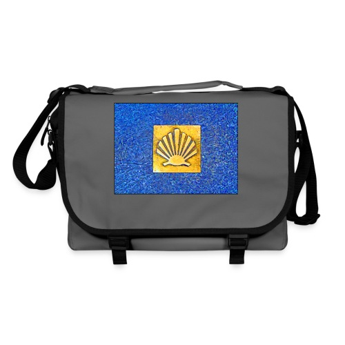 Scallop Shell Camino de Santiago - Shoulder Bag
