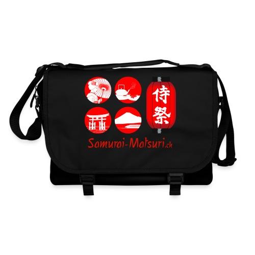Samurai Matsuri Festival - Umhängetasche