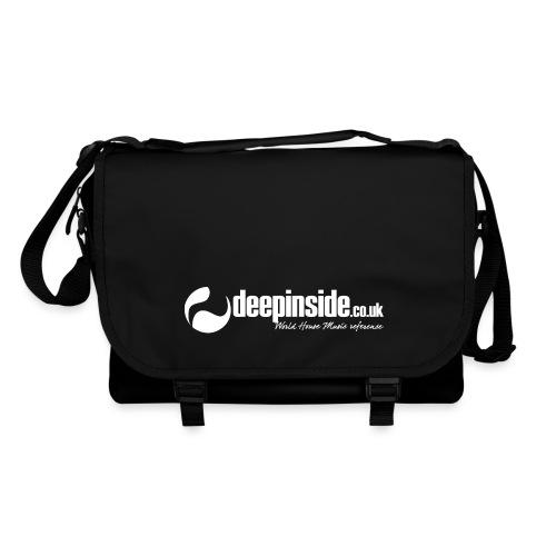 DEEPINSIDE World Reference logo white - Shoulder Bag