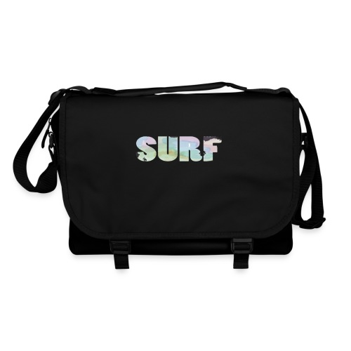 Surf summer beach T-shirt - Shoulder Bag