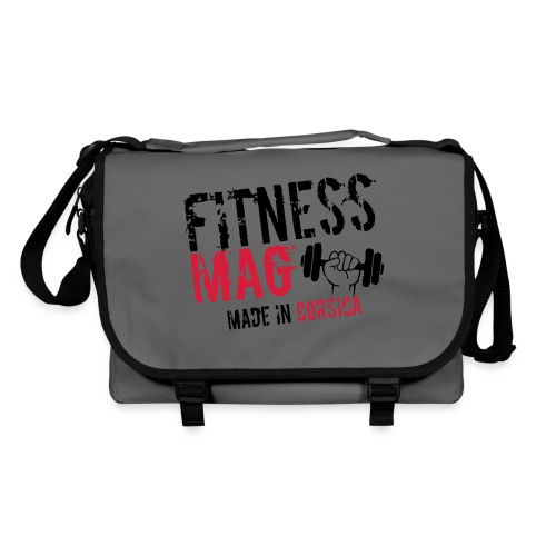 Fitness Mag made in corsica 100% Polyester - Sac à bandoulière