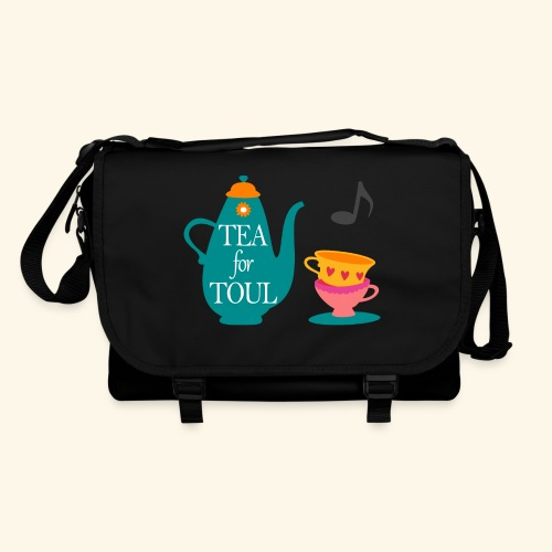 Tea for Toul - Sac à bandoulière