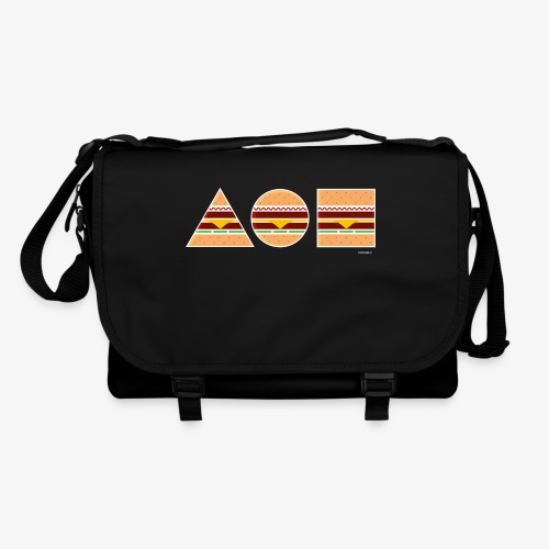 Graphic Burgers - Tracolla