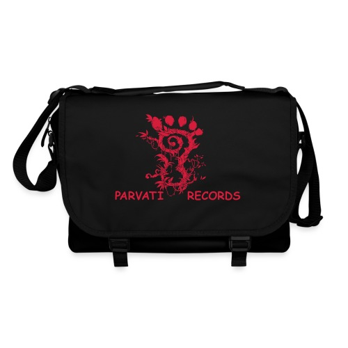 Parvati Records FootMoss logo - Shoulder Bag
