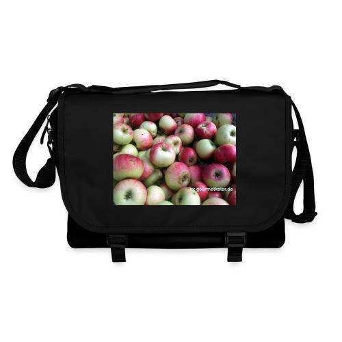 Äpfel - Umhängetasche