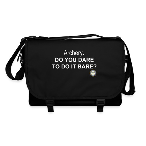 Do you dare to do it bare? - Axelväska