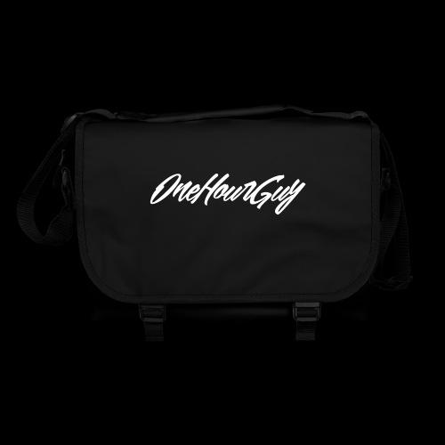 OneHourGuy Logo Italic - Shoulder Bag