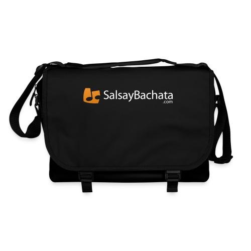 logo-salsaybachata-mix - Bolso de bandolera