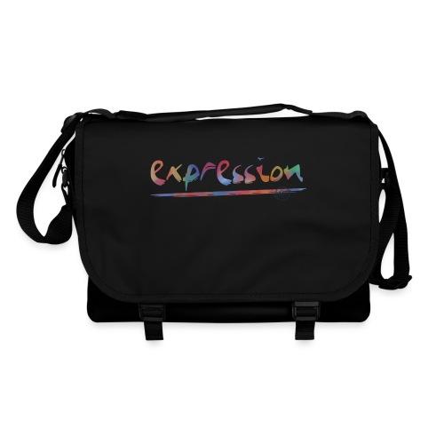 Expression typography - Shoulder Bag