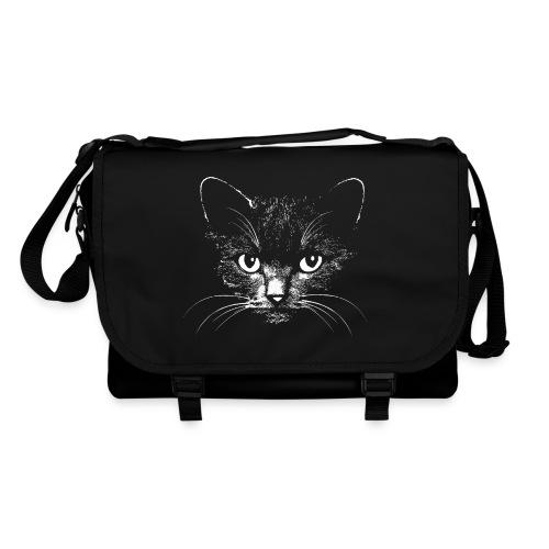 Vorschau: black cat - Umhängetasche
