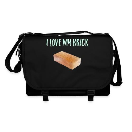I love my brick - Shoulder Bag