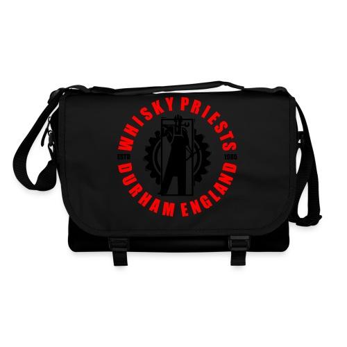 IRON MAN LOGO RED BLACK TRANS - Shoulder Bag