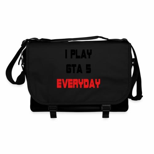 I play GTA 5 Everyday! - Schoudertas