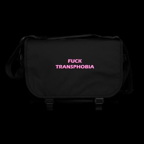 fuck transphobia - Torba na ramię