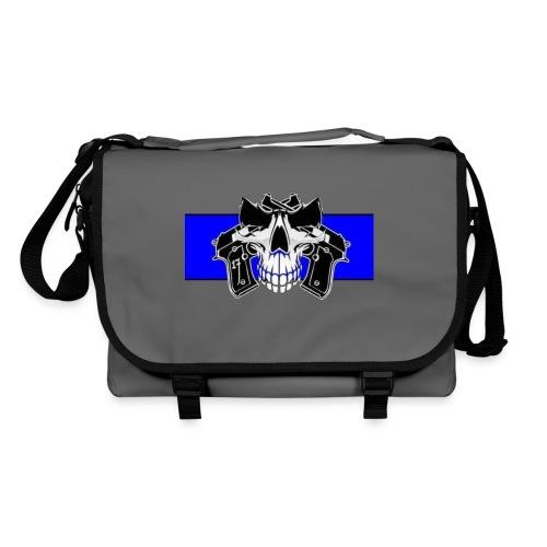 skull - Bolso de bandolera