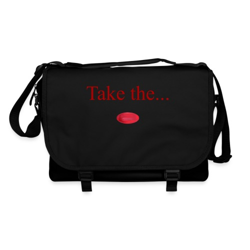 Take The Red Pill - Shoulder Bag