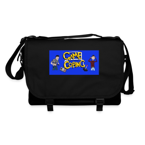 Game Coping Angry Banner - Shoulder Bag