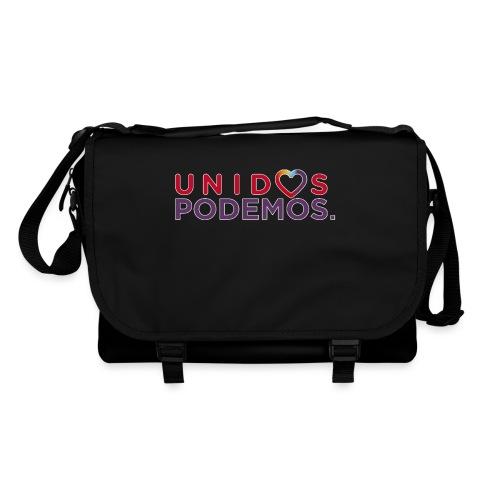 Taza Unidos Podemos 2016 Blanca - Bolso de bandolera