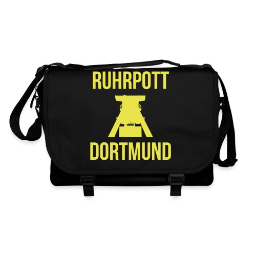 RUHRPOTT DORTMUND - Deine Ruhrpott Stadt - Umhängetasche