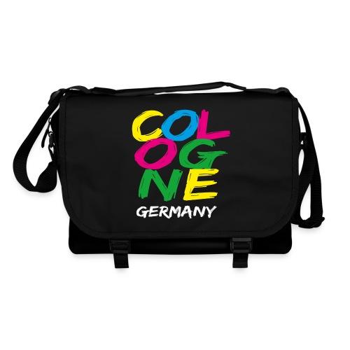 Colorful Cologne - Umhängetasche